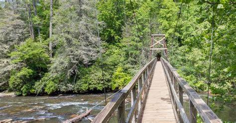 benton mckaye swinging bridge jpg 600x315